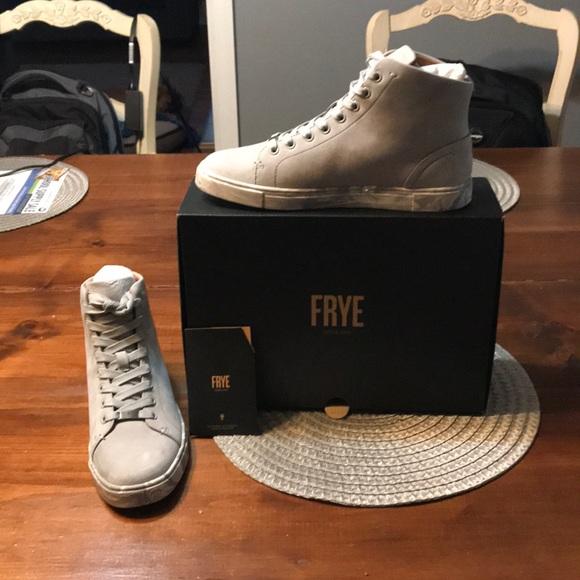 Frye Shoes | Frye Ivy High Top Sneaker